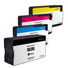 Set of 4 952XL Ink of OfficeJet Pro 8218 8710 8714 8715 8716 8717 8718 8719 8720
