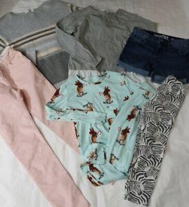 11-12 years girls GAP bundle Jean's jumper shorts pjs (2)