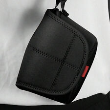 MATIN Neoprene Soft Body Case Pouch Bag (M/BK) fof DSLR SLR RF Mirrorless Camera