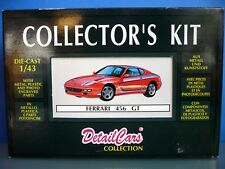 Detail Cars 1:43 - Collectors Kit /  Bausatz - Ferrari 456 GT