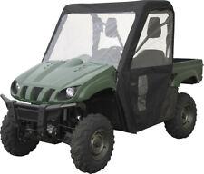 Quad Gear Extreme Cab Enclosure Black Doors Yamaha Rhino 450 660 700 All