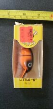 NEW OLD STOCK VINTAGE STRIKE KING LITTLE S FISHING LURE