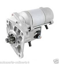 LAND ROVER DISCOVERY 2 AND DEFENDER TD5 STARTER MOTOR (1998-2006) - NAD101240