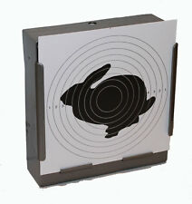 100 Air Rifle Shooting Paper Rabbit Targets 14cm Pistol Airsoft Gun ( 100gsm