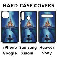 Disney castle Hard Phone Case Cover
