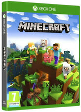 Xbox One Minecraft New