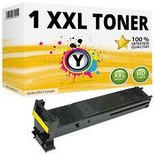 1x XXL TONER Gelb für KONICA MINOLTA MAGICOLOR 4650DN 4650EN 4690MF 4695MF