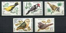 30227) RUSSIA 1979 MNH** Birds 5v. Scott#4776/80-