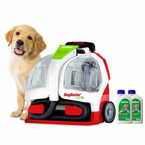 Pet Portable 1.9 Litres Spot Carpet Cleaner with 2 x 500ml Pet Formula Cleaners