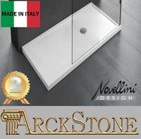 ARCKSTONE Plato De Ducha Antideslizante Rectangular Novellini Olímpico Plus 12,5