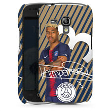 Samsung Galaxy S3 mini Premium Case Cover - Kimpembe - Gold