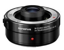 Olympus M.Zuiko Digital 2x Teleconverter MC-20