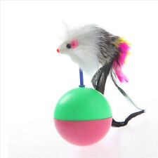 Funny Tumbler Mouse Toys for Cats Kitties Pets Accessories Pet Toy Hot