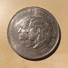 UK Great Britain Prince Phillip and Diana - 1981 - Crown