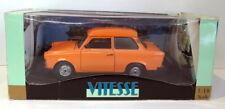 Vitesse 1/18 Scale diecast - 18004 Trabant 601 1989 Orange