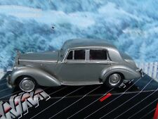 1/43 Western models  (England) 1949 Rolls Royce silver dawn  white metal WMS57