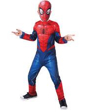Spider Man Classic Boys Costume Size 3-5