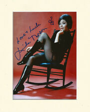 LINDA THORSON THE AVENGERS TARA KING SEXY PP MOUNTED 8X10 SIGNED AUTOGRAPH PHOTO