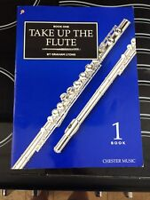 Take Up The Flute Book 1 Music Book