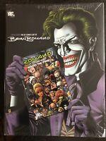 DC Comics Art of Brian Bolland New (HC) Sealed Joker Killing Joke Artist 200+ Pg