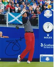 Jim Furyk  2014 Ryder cup #0  8x10 Signed Photo w/ COA  Golf