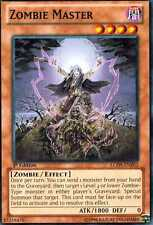 Zombie Master LCJW-EN202  X 5 Common 1st Ed Yugioh