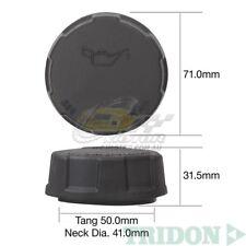 TRIDON OIL CAP FOR Volvo 850 01/92-01/97 5 2.3L, 2.5L B5254 DOHC 20V