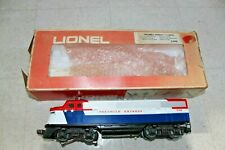 Lionel 6-8568 Preamble Express F3 A-Unit O Gauge Diesel Locomotive Running