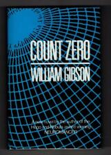 Count Zero by William Gibson (First Edition) Gollancz File Copy