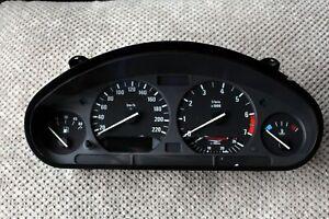 Genuine BMW E36 318i Sedan Touring Petrol Speedometer Instrument Cluster 8375042