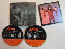 DIO STAND UP AND SHOUT THE ANTHOLOGY 2 CD DIGIPAK BLACK SABBATH RAINBOW ELF VG