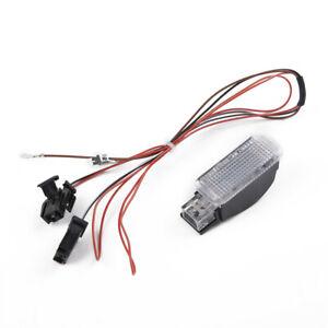 Glove Box Light Lamp W/Cable For AUDI A3 A4 A5 A6 A7 Q3 Q5 Q7 TT VW Phaeton