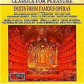 Duets from Famous Operas, , Audio CD, Acceptable, FREE & Fast Delivery
