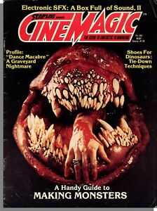 Starlog Presents Cinemagic #18 - 1982 - A Guide to Making Monsters