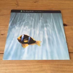 "THE BIG DISH - SWIMMER (1986 12"" VINYL ALBUM) VIRGIN V 2374   A1/B1"