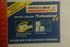 ADESIVI/Sticker: Blend a Dent dental center Professional (100916178)