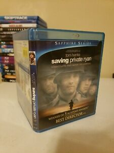 SAVING PRIVATE RYAN Sapphire Series Blu-Ray 💿 THE MOVIE KINGDOM 🇺🇸