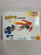 Kely X Portable MP4 Music Player - NEW in OPEN box