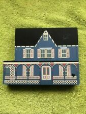 Cape May, Nj  The Victorian Rose B&B 1994  Cats Meow Village Custom