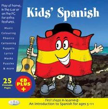 Kids' Espagnol: First Steps In Children's Language Learning: en Apprendre