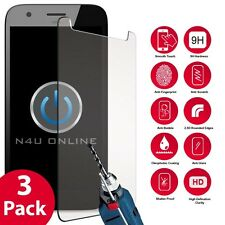 For LG Tribute 5 - 3 Pack Tempered Glass Screen Protector