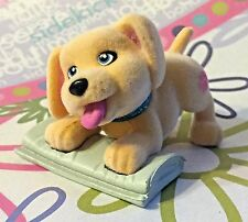 Barbie Great Puppy Adventure Playset Golden with Paper Blanket ❤️ ADORABLE!!!
