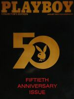 Playboy January 2004 Fiftieth Anniversary Issue | Collector's Edition #3679