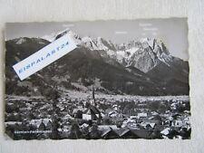 Ak Garmisch-Partenkirchen, gelaufen 17.8.1953 mit Werbestempel