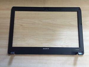 SONY VAIO VPCS12C7E VPCS1 SERIES GENUINE LCD SCREEN BEZEL SURROUND 3DGD3LBN070