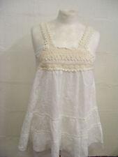 Lace Tunic, Kaftan Hip Length Casual Tops & Shirts for Women