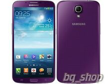 Samsung Galaxy Mega 6.3 I9205 Purple 16GB 8MP Dualcore Android Phone By FedEx
