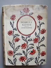 SCARLET LETTER BY NATANIEL HAWTHORNE