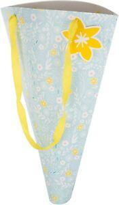 Hallmark Spring /easter Flower Bouquet Gift Bag