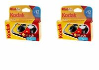 Kodak FunSaver Single Use Disposable Cameras with 39 Exposures - PACK of 2